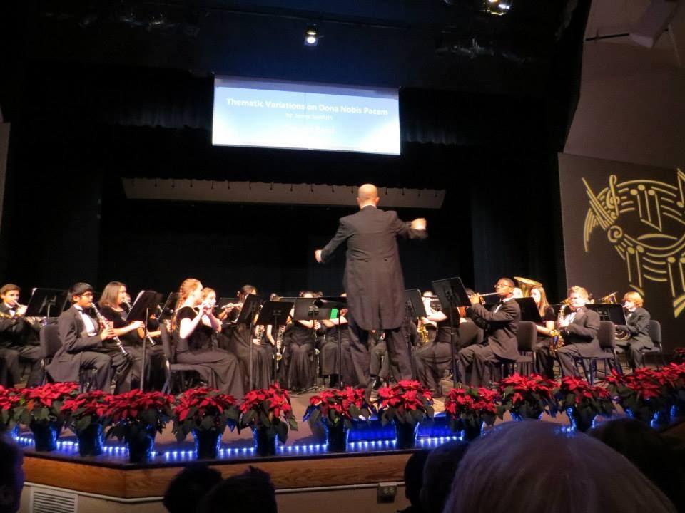 Portage Northern Concert Band